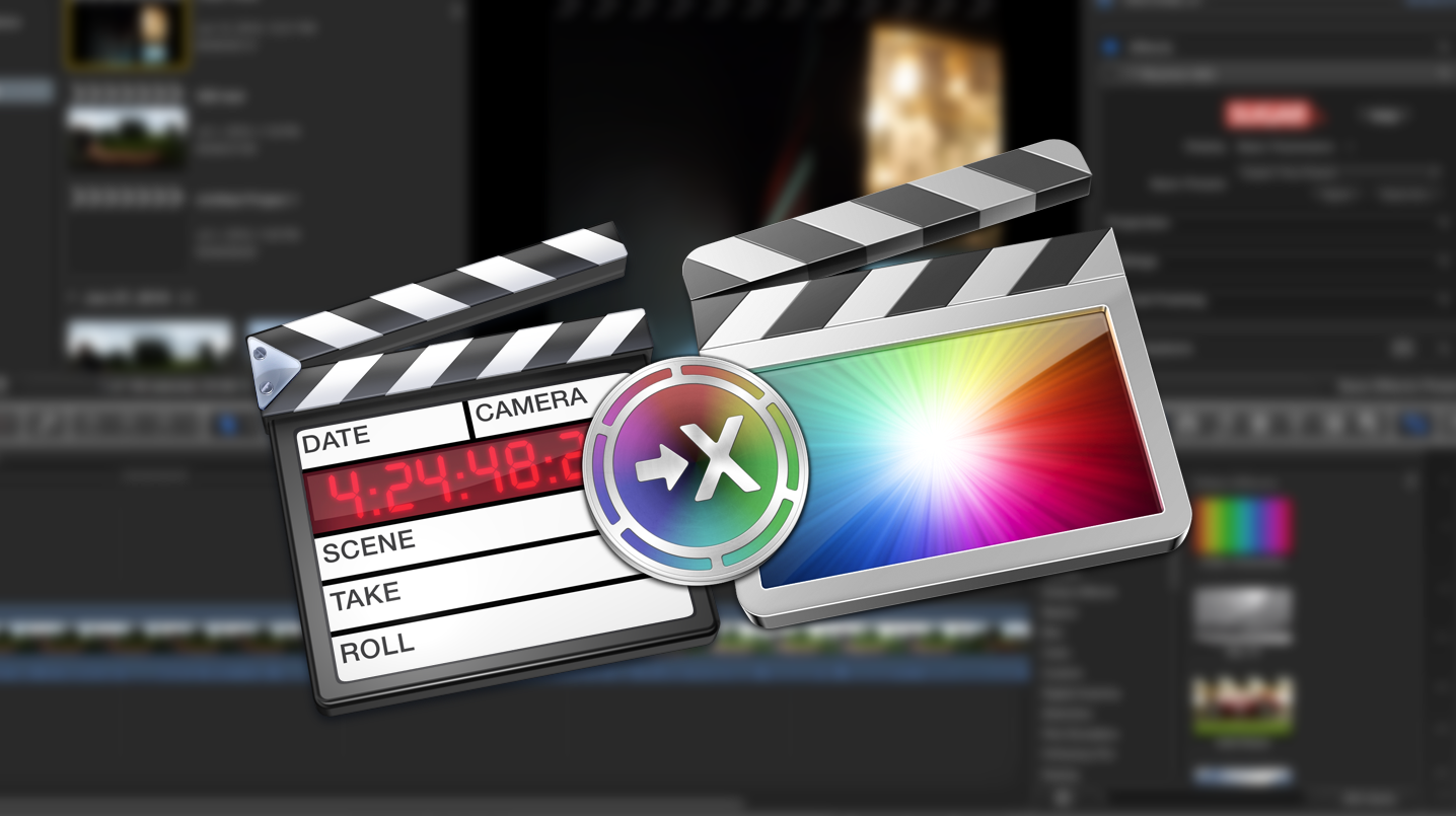 Final Cut Pro 7 Projects In Final Cut Pro X